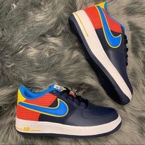 Multicolor airforces New Sz 7.5 W